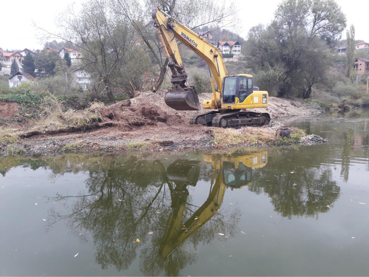 """Općina Novi Grad finansijski pomogla uređenje Ekološke oaze """"Lađenica"""" uDobroševićima"""